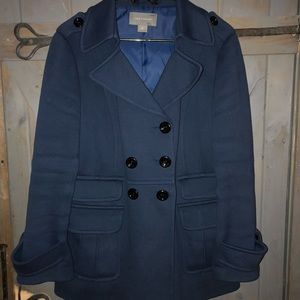 Ann Taylor Double Breasted Pea Coat